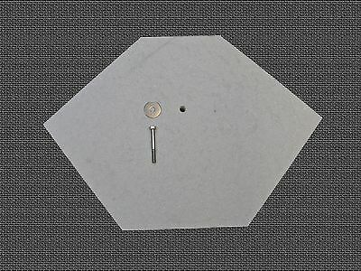Waste Oil Heater Parts Lanair Hi 140 Combustion Chamber Refractory Brick 3306