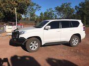 Prado GXL 2014 Diesel Auto Howard Springs Litchfield Area Preview