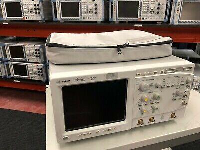 Agilent 54810a Infiniium Oscilloscope 2 Channels 500 Mhz 1 Gsas Wprobes