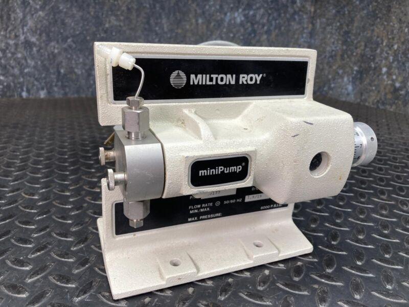 Milton Roy / LDC / Laboratory Data Control Mini Pump 920177