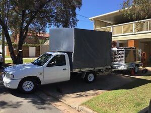 1 Man Ute Hire-All Areas Redcliffe Redcliffe Area Preview