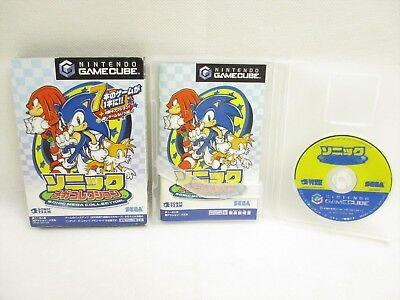 Sonic Mega Collection Spiel Würfel Nintendo Japanisches Sega Game