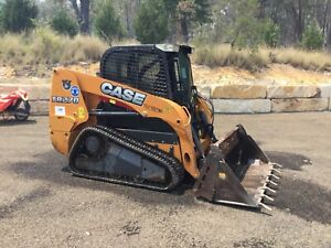 Case TR270 Tracked Loader Earthmoving Equipment Glenorie The Hills District Preview