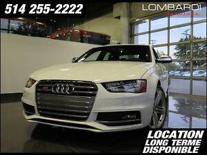 Audi S4 3.0 S-Tronic Quattro Technik $749/MONTH*|SPORT DIFF|B&am