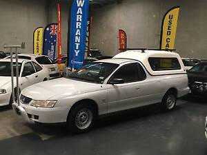 HOLDEN COMMODORE UTE RARE MANUAL RENT TO OWN CREDIT PROBLEMS OK Arundel Gold Coast City Preview