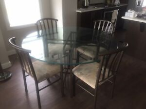 High Quality Dining Table And 4 Chairs