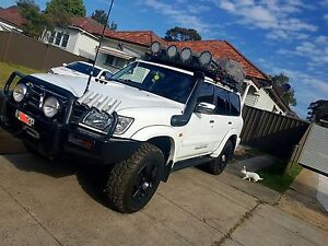 2002 NISSAN PATROL 4X4 TURBO DIESEL-SWAP/SALE Chester Hill Bankstown Area Preview