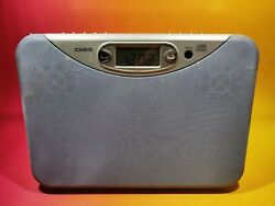 Vintage 2001 Casio AJ-1 AM/FM Radio CD
