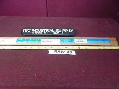 A2 A-2 Tool Steel Precision Ground Flat Stock 316 X 38 X 18 Raw43