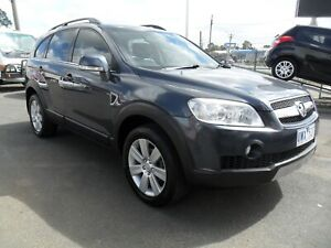 2007 Holden Captiva LX (4x4) Dandenong Greater Dandenong Preview