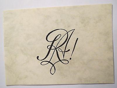 Rudelsburger Allianz - Einladung zum Kommers - 1998 / Studentika