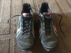 EUC Nike, SHOX, Suede shoes,men's 10