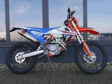 KTM 350 EXC - F Six Days Dt. Modell 2018 - Aktion