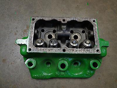 John Deere 730 720 830 820 Pony Motor Cylinder Head F3530r Rebuilt