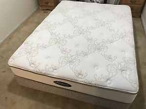 Deluxe Queen bed / lit like New - Delivery