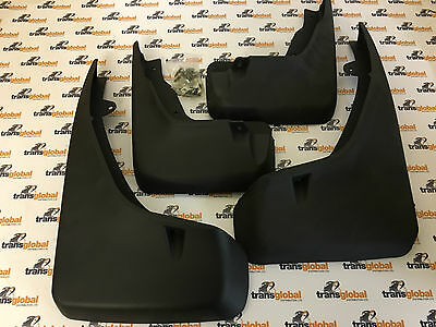 Land Rover Freelander 2 (06 on) Mud Flaps Guards Front & Rear Set of 4