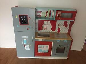 Kids wooden play kitchen Buderim Maroochydore Area Preview