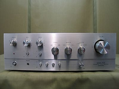Onyko A-5 Vintage Integrated Stereo Amplifier ( Great Working Condition )