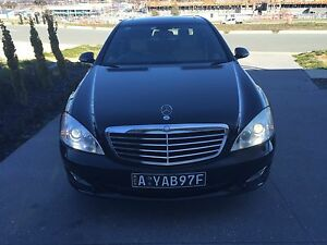 2007 Mercedes-Benz S350 Sedan Gungahlin Gungahlin Area Preview
