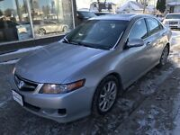 2006 Acura TSX LOADED 4 cyl  sedan 6 spd manual only 177,000 k Winnipeg Manitoba Preview