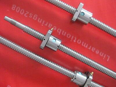 G0704 Cnc Conversion Kit Grizzly Single Ball Nuts Ballscrews Ends Machined Cnc