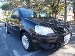 2006 Volkswagen Polo Hatchback TURBO DIESEL. Victoria Park Victoria Park Area Preview