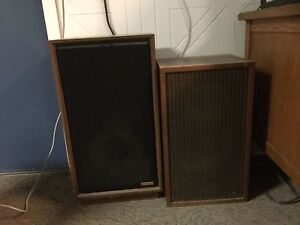 Old school stereo