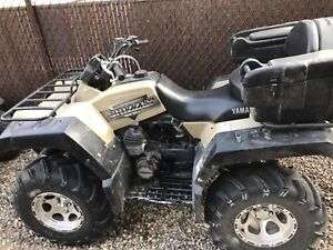 99 grizzly 600 for sale