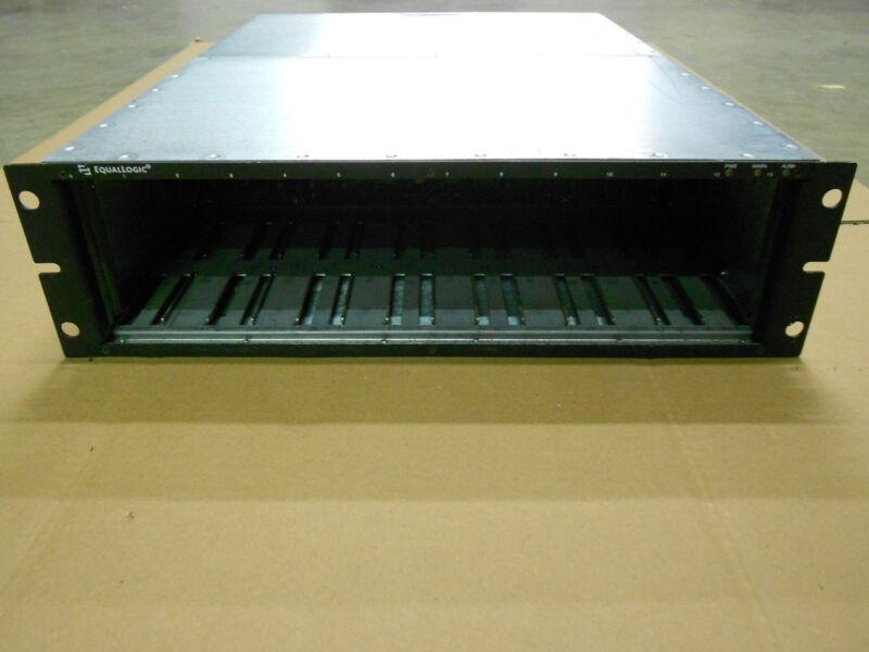 Dell Equallogic Bare Chassis PS100E PS200E PS300E PS400E SATA iSCSI Storage Sys