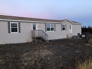 Lease to own 3  bdrm mini home on own land