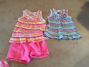 Girls spring summer clothes