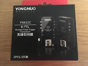 Yongnuo YN-622C E-TTL Wireless Flash Trigger Transceiver Engadine Sutherland Area Preview