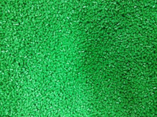Green PLA Masterbatch Colorant Pellets - 1lb