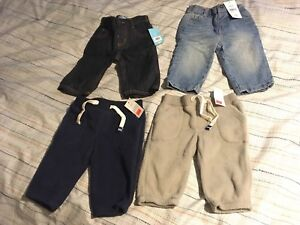 Baby pant lot new with tags!