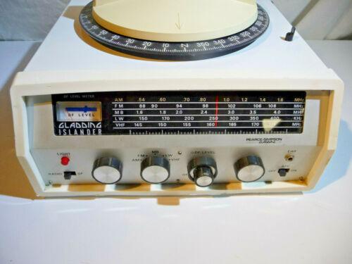 Vintage Pearce-Simpson Gladding Islander Radio direction Finder AM-FM-MB-LW-VHF