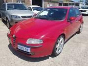 2003 Alfa Romeo 147 Hatch Twin Spark 2.0L (Drives Well) Wangara Wanneroo Area Preview