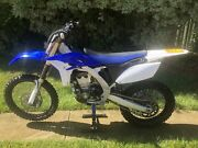 Yamaha YZF250 2012 Mansfield Mansfield Area Preview