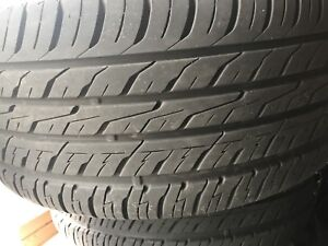 Almost band new toyo tires w/17 inch mags