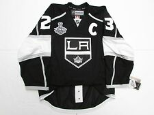 BROWN LOS ANGELES KINGS AUTHENTIC HOME 2014 STANLEY CUP REEBOK EDGE 2.0 JERSEY