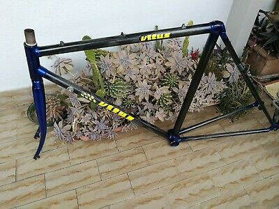 ancient Frame and fork choices French  one set only Vitus decals early