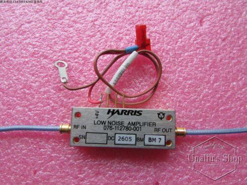 2.3-7.2GHz 15dB 8dBm SMA RF microwave gain control amplifier