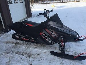 2014 Polaris Assault. Priced to sell