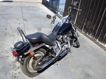 2001 SOFTAIL STANDARD INJECTED