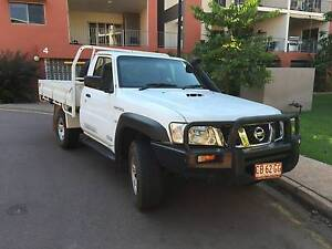 2011 Nissan Patrol Ute Parap Darwin City Preview