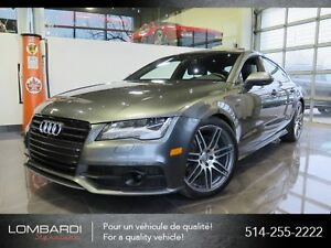 Audi A7 TECHNIK|TDI|S-LINE|BLACK OPTIC|B&O|