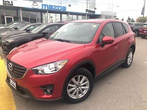 2016 Mazda CX-5 GS ALL WHEEL DRIVE, CARPROOF CLEAN, ONE OWNER