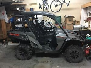 2015 can am commander 1000 xt