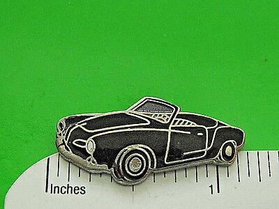 VW VOLKSWAGEN Karmann Ghia convertible - hat pin , tie tac , lapel pin GIFT BOXD