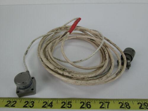 Bell & Howell Linear Accelerometer 09384 4-202-0001 ±250G 5V SKU H
