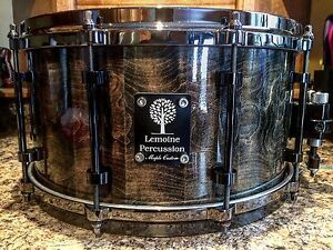 One of a kind custom drums!!!